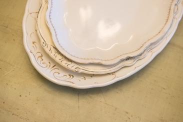 Oval Serving Platters