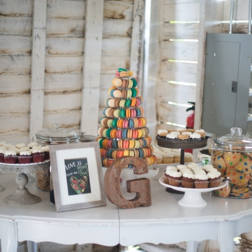 Pedestal Plates and Goody Jars