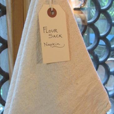 Flour Sack Napkins
