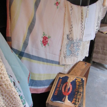 Vintage Table Cloths and Runners